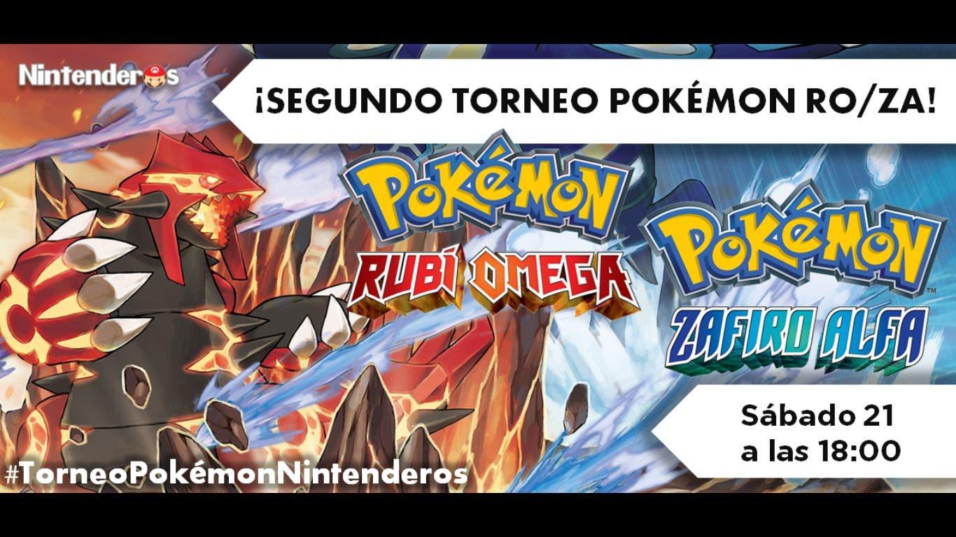 [Torneo] ¡Demuestra lo que vales en el 2º torneo de 'Pokémon RO/ZA'!