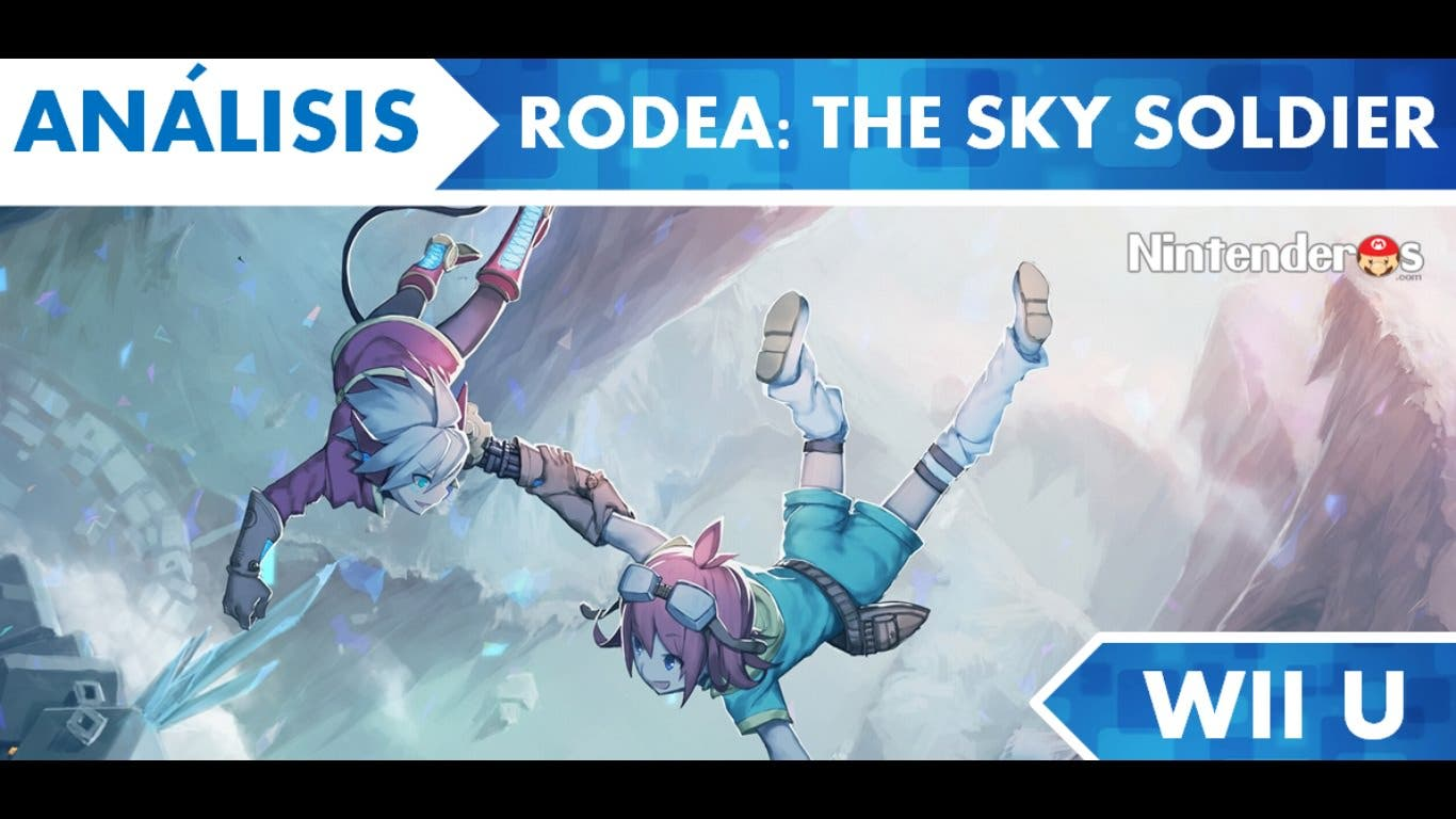 [Análisis] 'Rodea: The Sky Soldier'
