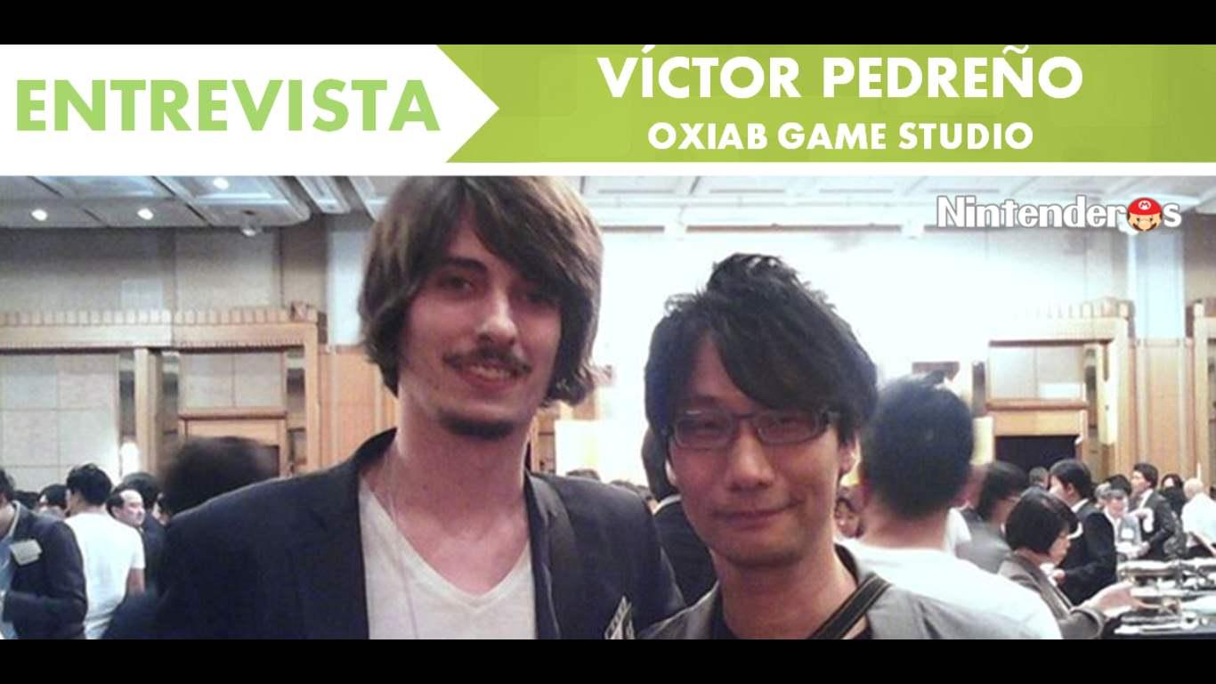 [Entrevista] Víctor Pedreño, de OXiAB Game Studio