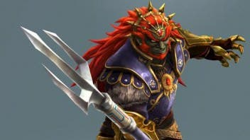 ganondorf hyrule warriors legends zelda