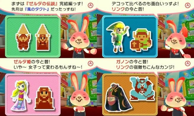 Las insignias de 'Zelda y Metroid Retro', 'Animal Crossing' y otras llegan al 'Collectible Badge Center'