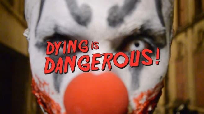 Carbon Fire Studio se encuentra desarrollando 'Dying is Dangerous' para Wii U