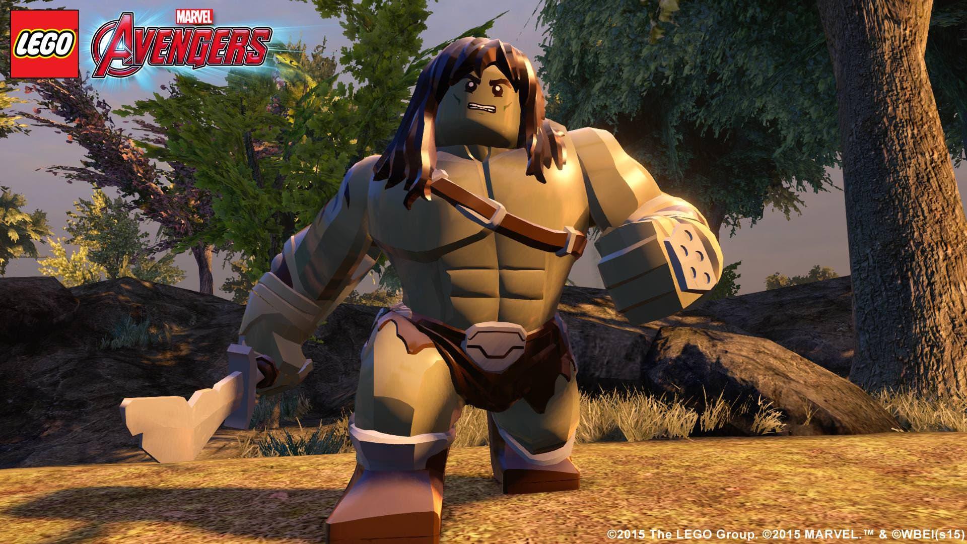 Warner Bros. anuncia una nueva ronda de personajes para 'LEGO Marvel's Avengers'