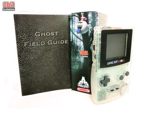 "Echad un vistazo a esta Edición Limitada de ""Game Boy Horror"""