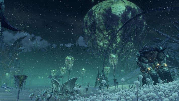 'Xenoblade Chronicles X' también convence a la prensa especializada