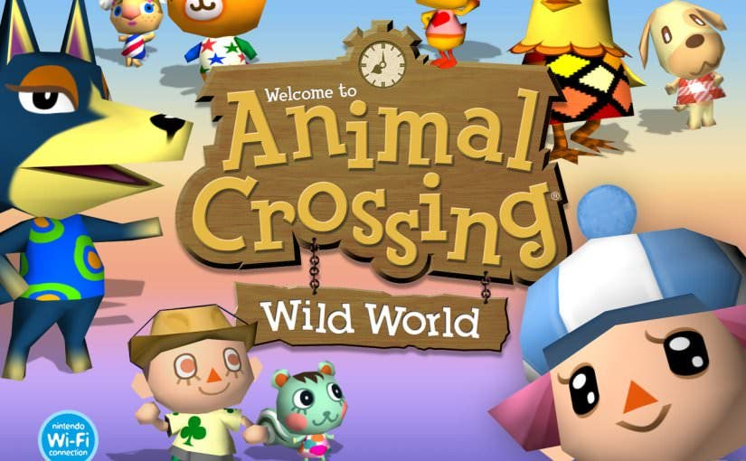 'Animal Crossing Wild World' llega a la Consola Virtual europea