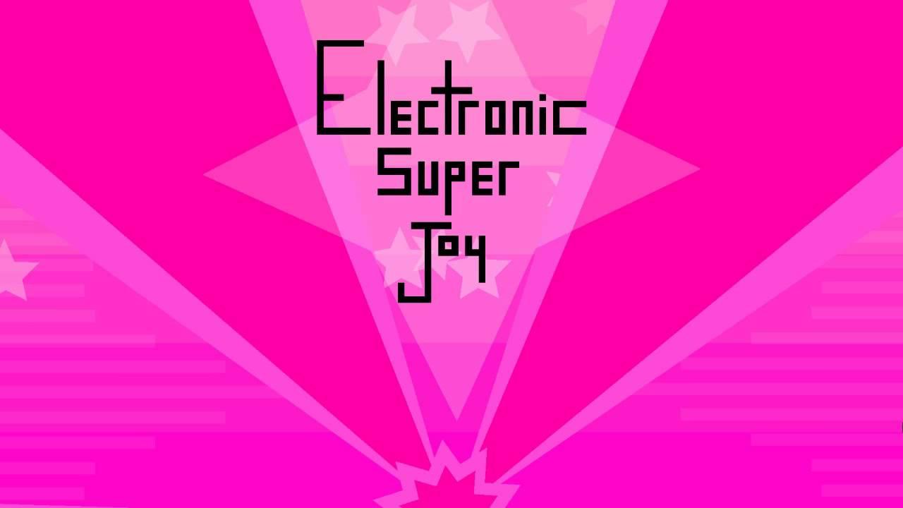 Plataformas al ritmo de música electrónica en 'Electronic Super Joy', ya a la venta en la eShop de Wii U