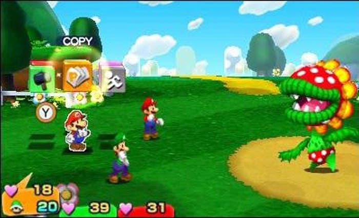 Numerosos Gameplays De Mario Luigi Paper Jam Bros Muestran