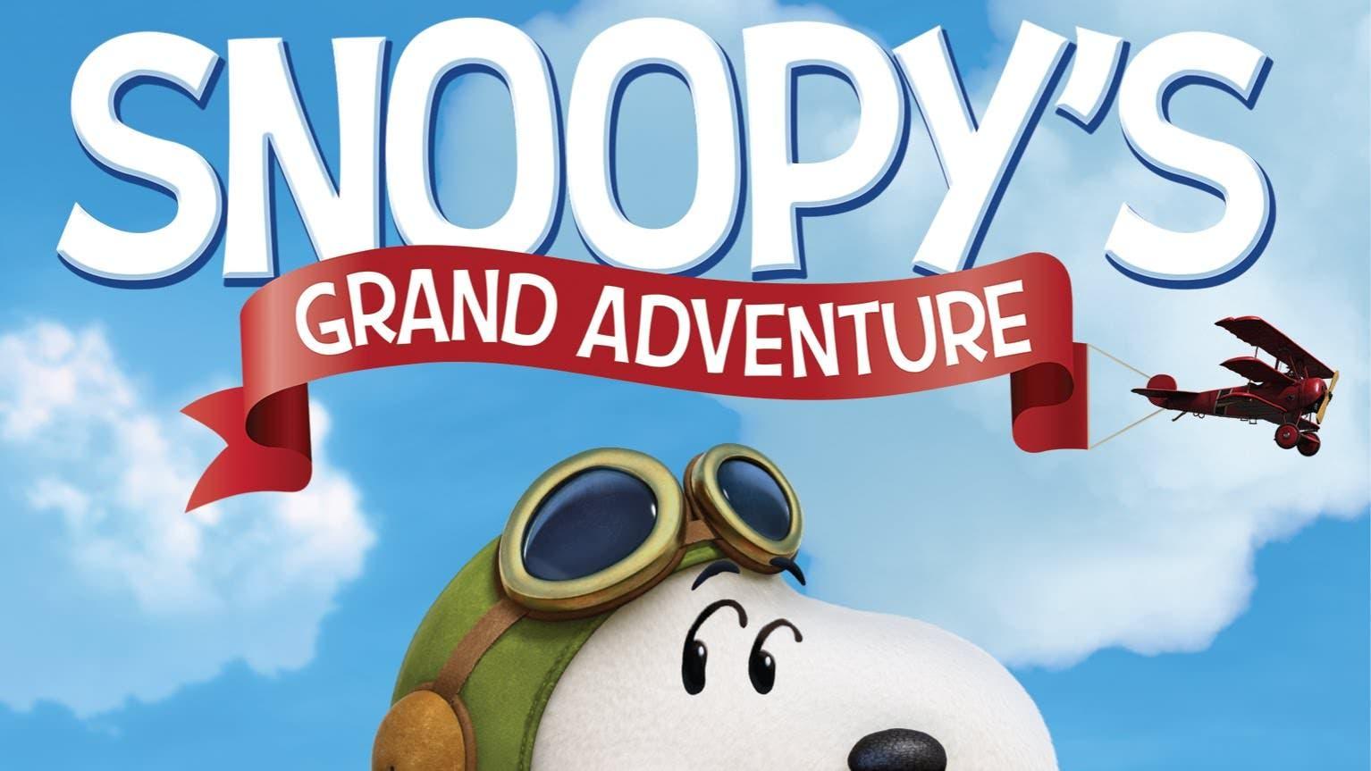 Nuevo vídeo gameplay de 'The Peanuts Movie: Snoopy's Grand Adventure'