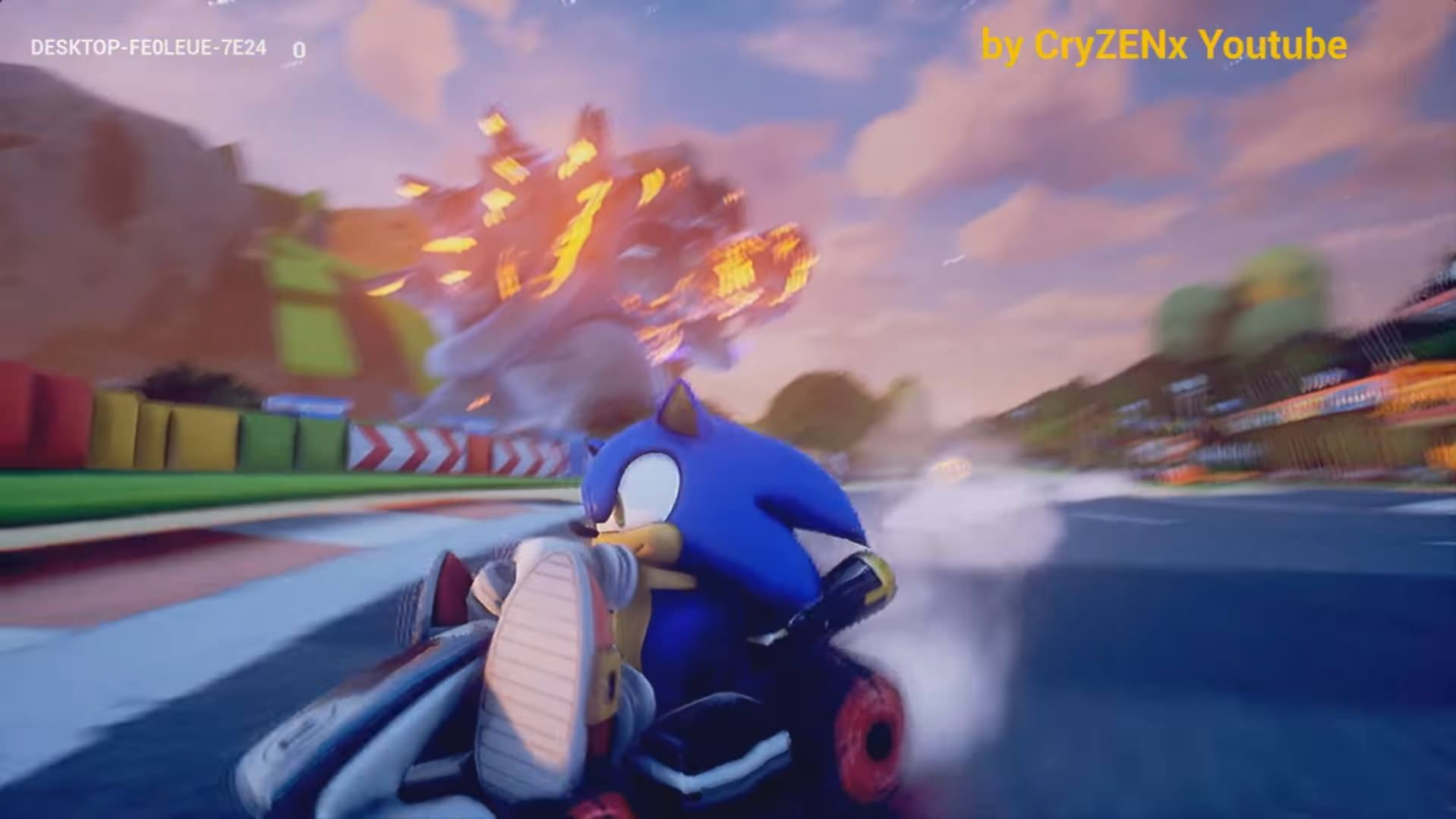 Un fan recrea 'Mario Kart' con Unreal Engine 4 y multijugador funcional
