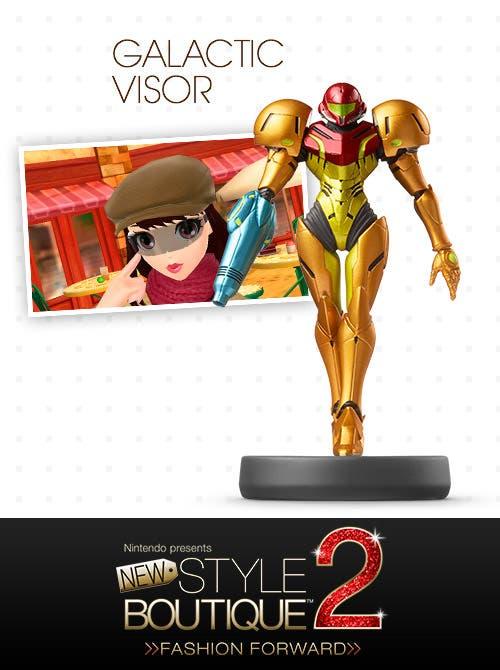 'New Style Boutique 2' será compatible con más figuras amiibo