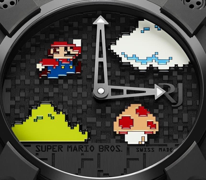 [Act.] Se anuncia un reloj de edición limitada de 'Super Mario Bros'.