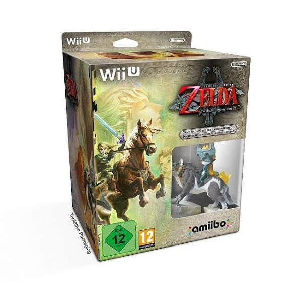 Amazon UK ya permite reservar 'The Legend of Zelda: Twilight Princess HD'