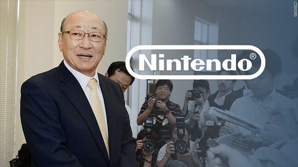 Kimishima no será presidente por solo un año
