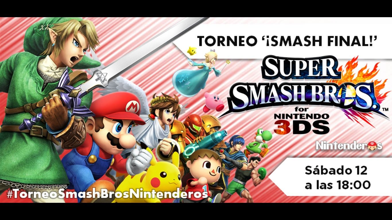 1º Torneo 'Super Smash Bros for 3DS' | Smash Final