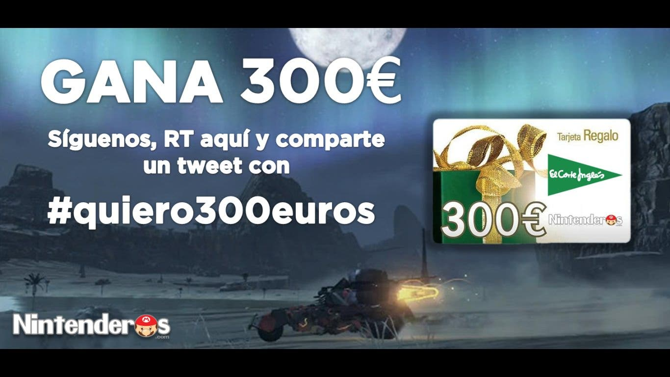 [Sorteo] ¡Gana 300 euros con Nintenderos.com y El Corte Inglés!