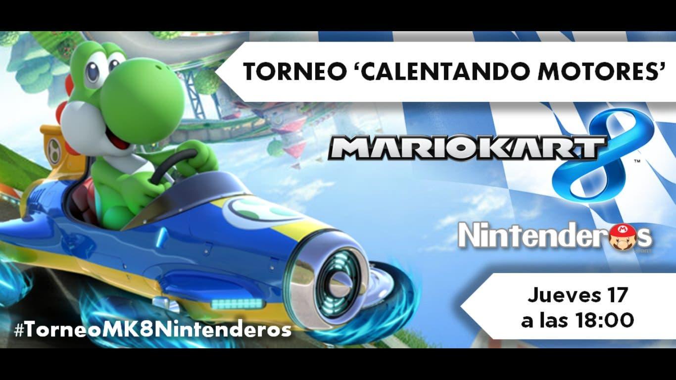 Torneo 'Mario Kart 8' | Calentando motores: Pre-#YouWin