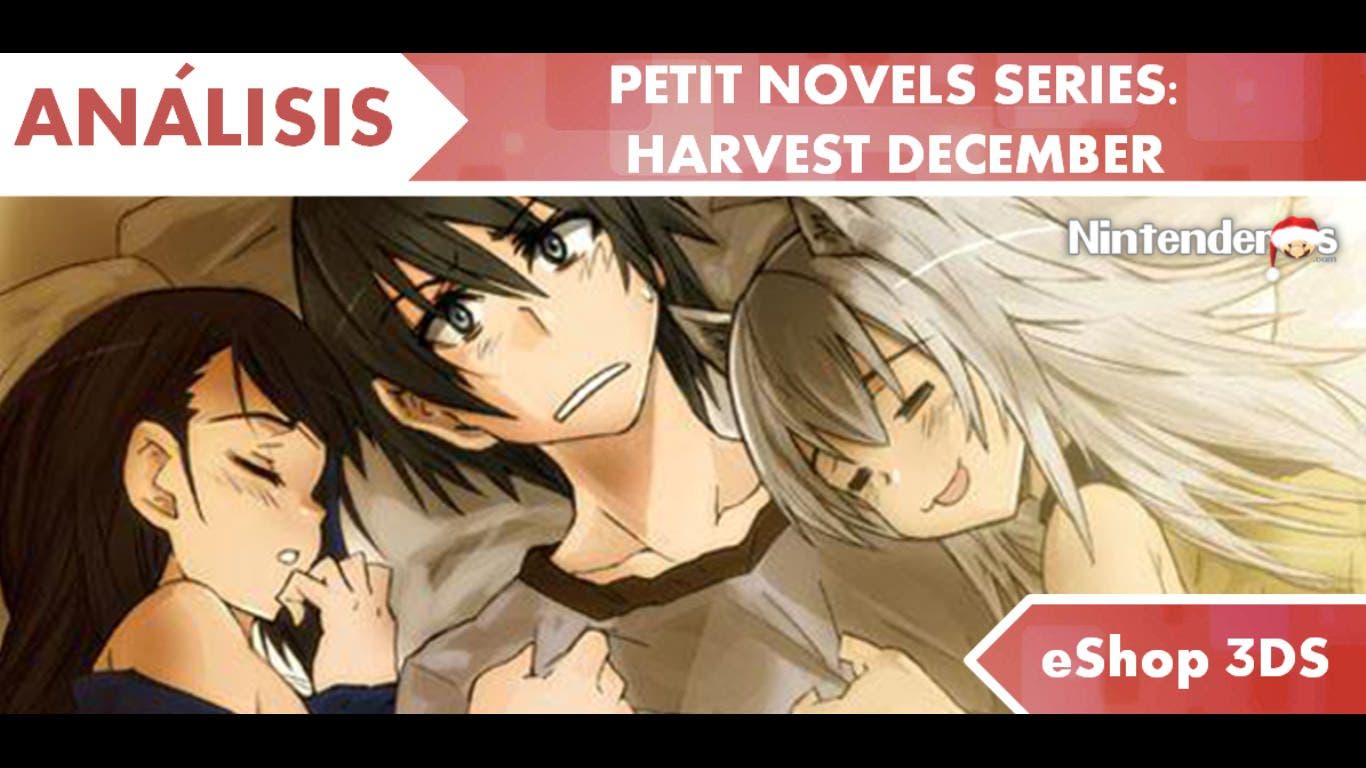 [Análisis] 'Petit Novels series: Harvest December' (eShop 3DS)
