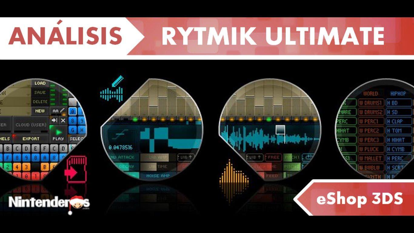 [Análisis] 'Rytmik Ultimate' (eShop 3DS)