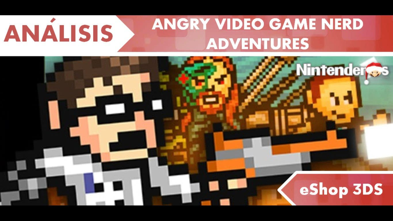 [Análisis] 'Angry Video Game Nerd Adventures' (eShop 3DS)