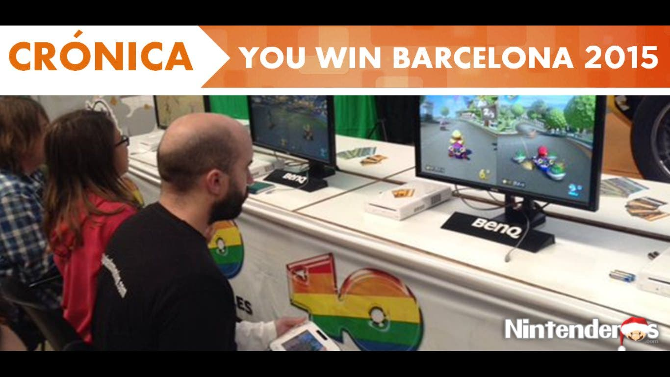 [Crónica] You Win Barcelona 2015