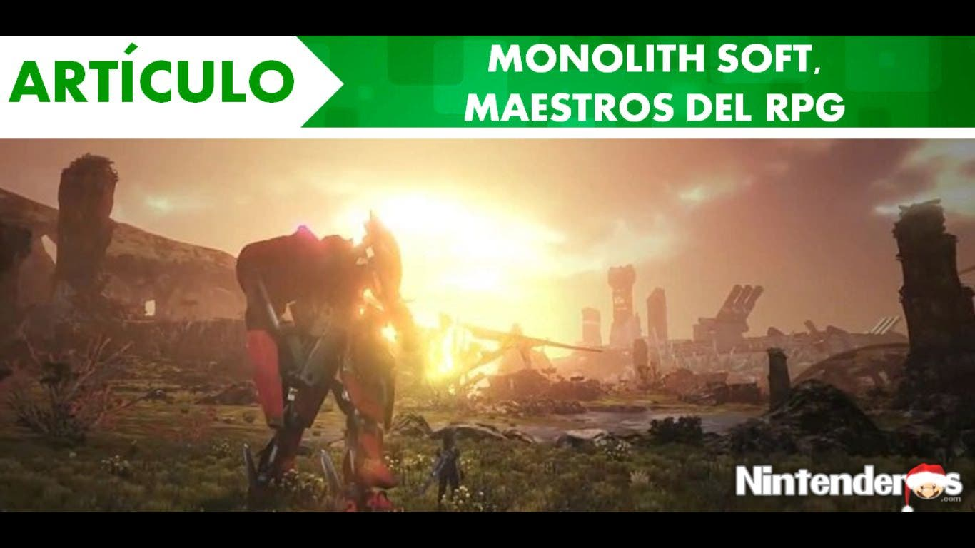 [Artículo] Monolith Soft, maestros del RPG