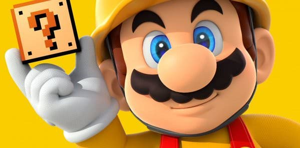 GameXplain muestra un nivel de 'Super Mario Maker' basado en 'Perfect Dark'