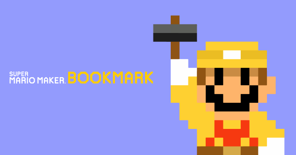 Ya disponibles la actualización 1.30 y el portal Bookmark para 'Super Mario Maker'