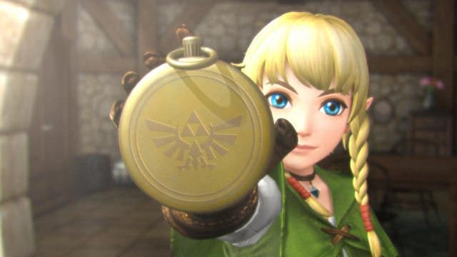 Conocemos la intro completa de Linkle en 'Hyrule Warriors Legends'