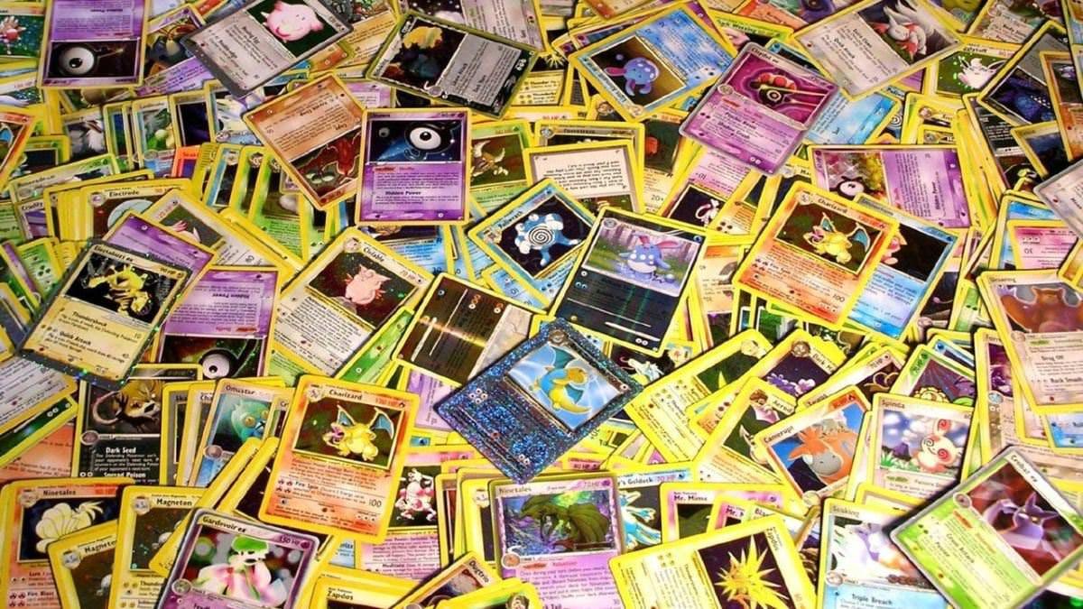 La primera edición de cartas coleccionables de Pokémon será reimprimida por el 20º aniversario de la serie