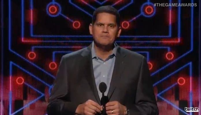 Reggie estará presente en los The Game Awards 2016