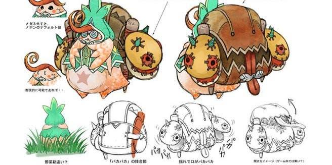 Monolith Soft nos habla sobre el diseño de Tatsu en 'Xenoblade Chronicles X'