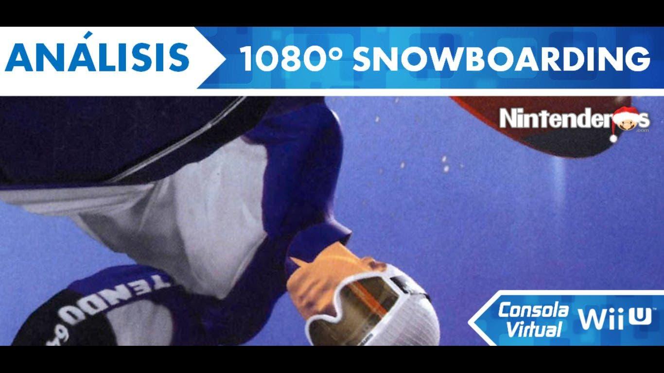 [Análisis] '1080° Snowboarding' (CV de Wii U)