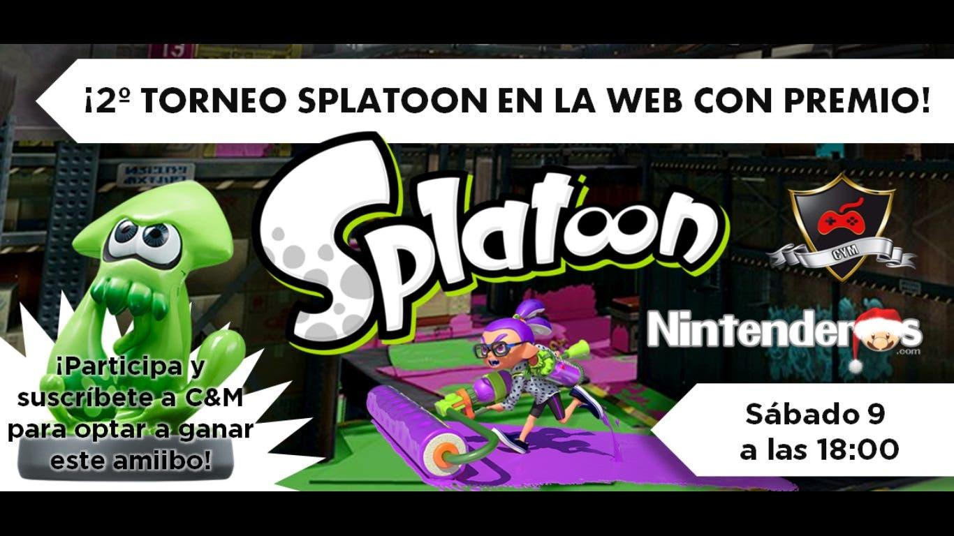 Torneo 'Splatoon' | ¡Preparad vuestras brochetas!
