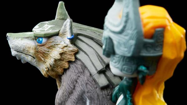 El amiibo de Link lobo también será compatible con 'Hyrule Warriors Legends'