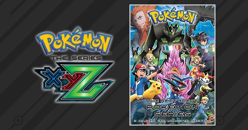 'Pokemon the Series: XYZ' se estrena en América el próximo mes