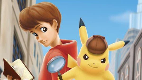 Conocemos la historia, el tamaño, el sitio oficial y las primeras capturas de 'Detective Pikachu'