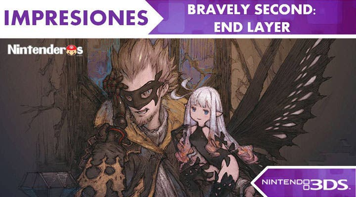 [Impresiones] 'Bravely Second: End Layer'