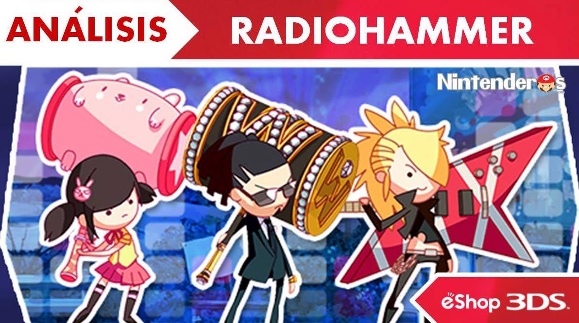 [Análisis] 'RadioHammer' (eShop 3DS)