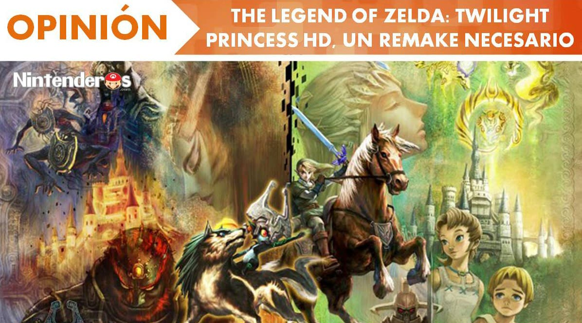 [Opinión] 'The Legend of Zelda: Twilight Princess HD', un remake necesario