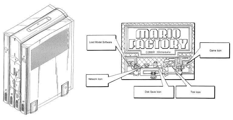 Dos décadas atrás, Nintendo patentó un hardware con las funciones de 'Super Mario Maker'