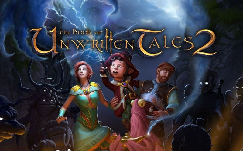 Nordic Games publicará 'The Book of Unwritten Tales 2' en Wii U