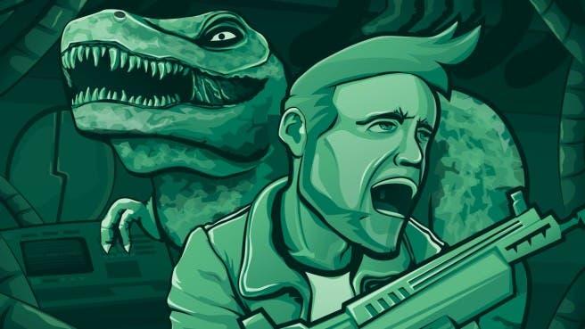 'Alien Dinosaurs' confirma su lanzamiento para las eShops de Wii U y 3DS