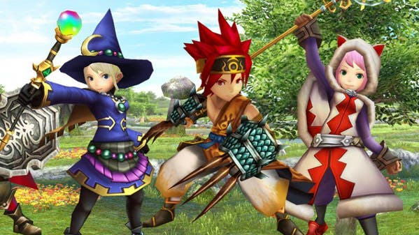 'Final Fantasy Explorers' da a conocer sus primeros minutos en este gameplay