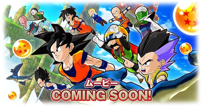 La desarrolladora de 'Dragon Ball: Project Fusion' es Ganbarion