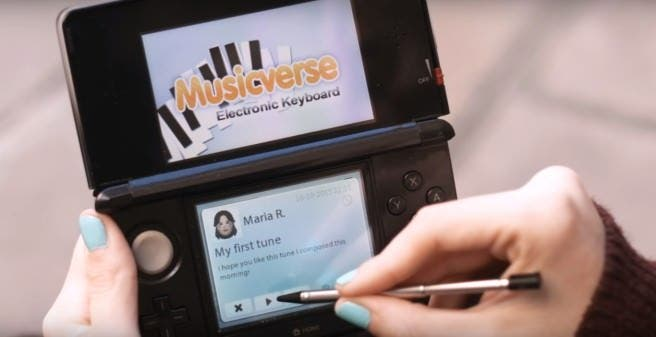Abylight anuncia una nueva entrega de 'Music On' para 3DS: 'Musicverse Electronic Keyboard'