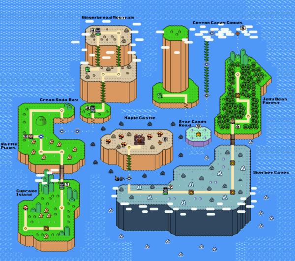 Un usuario de 'Super Mario Maker' crea 'Mario's Lost World', un juego completo de casi 40 niveles