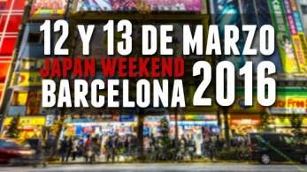 Compartido el cartel oficial de la X Japan Weekend Barcelona