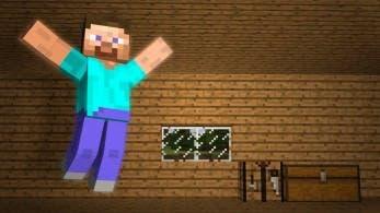 Gameplay del nuevo parche de 'Minecraft: Wii U Edition'