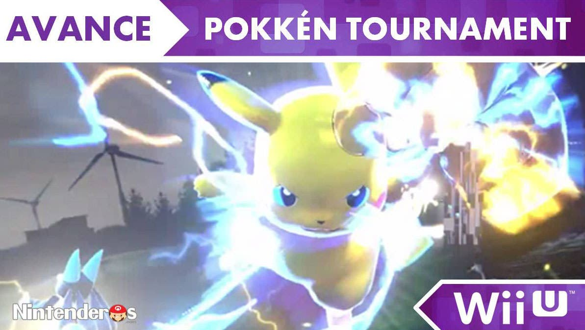 [Avance] 'Pokkén Tournament'